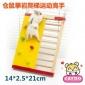 厂家直销CARNO卡诺木制攀岩爬梯楼梯生活用品玩具DIY搭配套装防啃